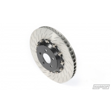 Rotor Upgrade   Ford Mustang   Front